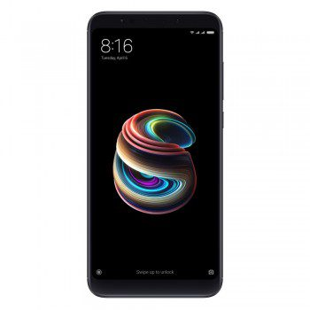 xiaomi redmi 5 plus 599fhd smartphone 32gb 3gb 12mp 4000mah black 1 350x350