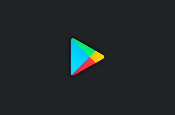 play store dark mode 600x394
